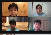 برگزاری دوره آموزش مجازی زبان فارسی ویژه کودکان و نوجوانان ژاپنی