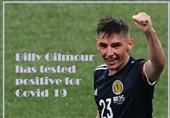 یورو 2020  هافبک اسکاتلند کرونایی شد و بازی با کرواسی را از دست داد