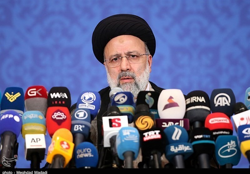Iran's President-Elect Raeisi Urges US to Honor JCPOA