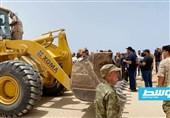 صدور حکم خودمختاری دو استان سودان/ بازگشایی جاده ساحلی در لیبی