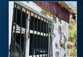 حمله توپخانه ارتش ترکیه به استان دهوک عراق