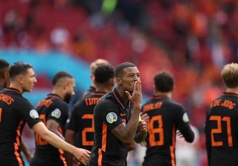 یورو 2020  هلند با امتیازات کامل به مرحله یک هشتم نهایی رفت/ اتریش حریف ایتالیا شد و اوکراین را در انتظار گذاشت