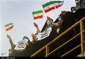 جشن پیروزی ابراهیم رئیسی در کرج