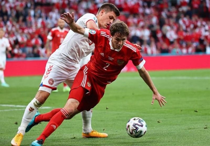 یورو 2020| پیروزی یک نیمهای دانمارک مقابل روسیه/ فنلاند 45 دقیقه مقابل بلژیک ایستادگی کرد