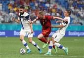 یورو 2020| دیبروینه بهترین بازیکن دیدار فنلاند و بلژیک شد