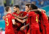 یورو 2020| صعود بلژیک بهعنوان صدرنشین گروه B/ دانمارک راهی مرحله بعدی شد، فنلاند در برزخ ماند