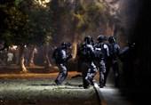 7 إصابات باعتداء قوات الاحتلال على حی الشیخ جراح فی القدس المحتلة