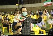 جشن پیروزی «رئیسی» در قزوین به روایت تصویر