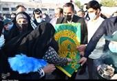جشن میلاد امام رضا(ع) در شهرکرد به روایت تصویر