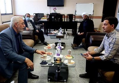رئیس مرکز حراست دانشگاه آزاد اسلامی: عملکرد حراست باید عامل ارتباط صمیمانه باشد/دانشگاه محیطی برای جهاد علمی است