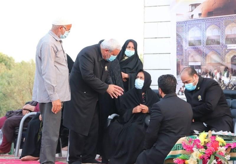 یک اعدامی در بوشهر با وساطت خدام امام رضا(ع) از طناب دار رهایی یافت