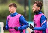 یورو 2020| ماونت و چیلول بازی با جمهوری چک را از دست دادند