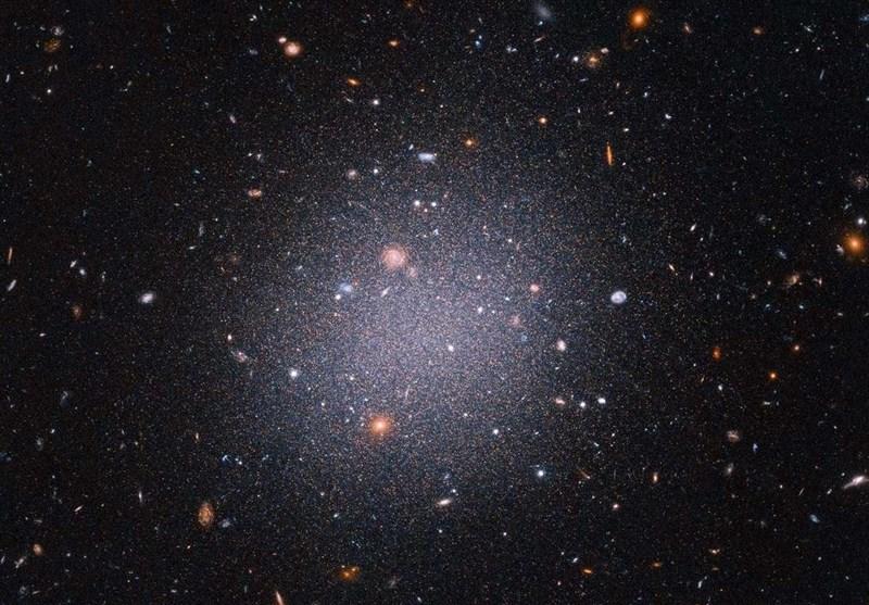 Galaxy's Lack of Dark Matter Surprises Astronomers