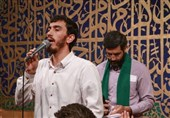 مولودیخوانی حاج مهدی رسولی به مناسبت ولادت امام رضا (ع) + فیلم