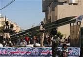 مانور گردانهای قدس به مناسبت پیروزی در نبرد «سیف القدس» + تصاویر
