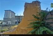 بافت فرسوده در قلب شهر بجنورد همچنان آوار شده است+تصاویر
