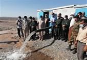 آبرسانی سپاه به 28 روستای استان کرمان /6500 نفر از مردم روستاها از نعمت آب شرب سالم بهرهمند شدند