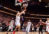 لیگ NBA| پیروزی سانز در ثانیه پایانی + عکس