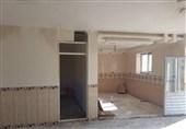 23 باب منزل محرومان در ناحیه ثارلله شیراز احداث و مرمت شد