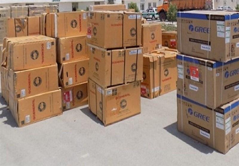 716 دستگاه کولر گازی به نیازمندان استان هرمزگان تحویل شد