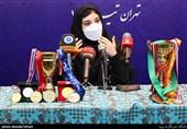 نشست خبری و مراسم رونمایی از مدال ها و نوآوری های جهانی(تیم اختراعات ایران)