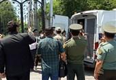 20 زندانی ایرانی از جمهوری آذربایجان به میهن انتقال یافتند