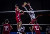 لیگ ملتهای والیبال  چهاردهمین شکست استرالیا/ صربستان ناکام ماند