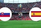 یورو 2020  اعلام ترکیب اسپانیا و اسلواکی/ 4 تغییر در تیم انریکه