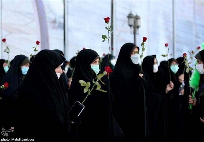 جشن میلاد حضرت امام رضا (ع) همراه با خادمیاران در اصفهان به روایت تصویر