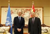 چین: فرآیند سیاسی تنها راهحل مسئله سوریه است