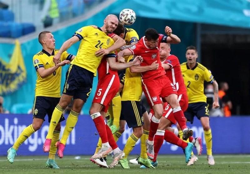 یورو 2020 , تیم ملی فوتبال سوئد , تیم ملی فوتبال لهستان ,