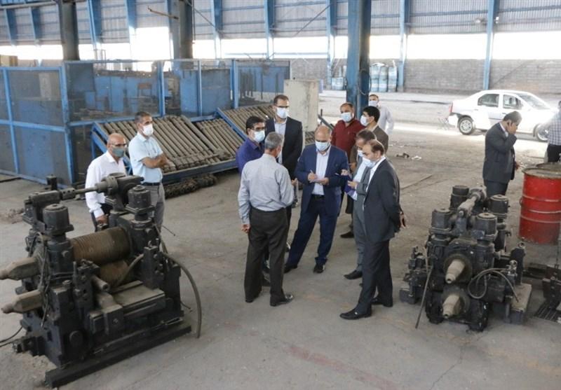 کارخانه «صدر فولاد» لرستان ماه آینده فعالیت خود را از سر میگیرد