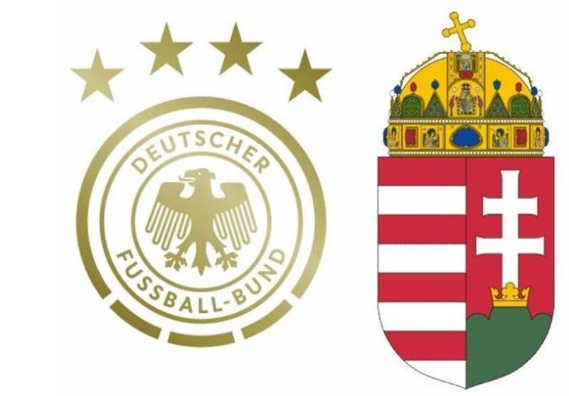 یورو ۲۰۲۰  ترکیب تیمهای ملی فوتبال آلمان و مجارستان اعلام شد