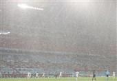 یورو 2020| جدال بارانی آلمان - مجارستان از دریچه دوربین
