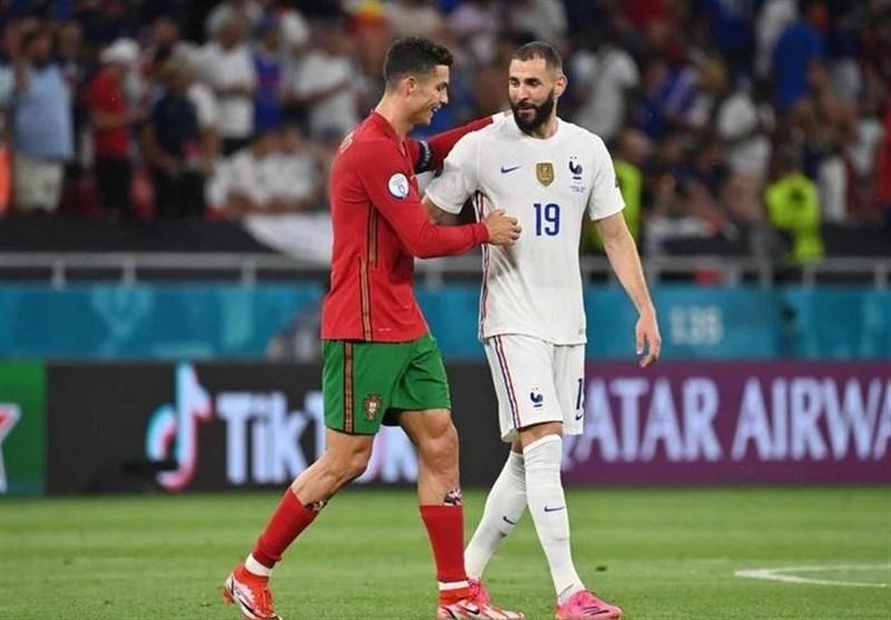یورو 2020| فرانسه و پرتغال با هم کنار آمدند و صعود کردند/ آلمان با فرار از شکست در جام شانزدهم ماند