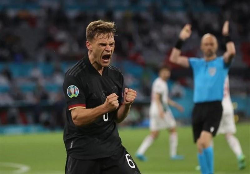 یورو 2020| کیمیش؛ بهترین بازیکن دیدار آلمان - مجارستان