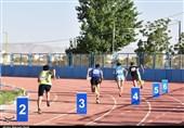 مسابقات دو و میدانی قهرمانی کشور و انتخابی تیم ملی در شهرکرد به روایت تصویر
