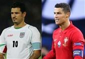 Cristiano Ronaldo Equals Ali Daei's Record
