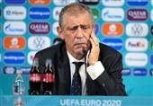 یورو 2020| سانتوس: فرصت کمترمان برای استراحت نسبت به بلژیک؟ ضرر نمیکنیم