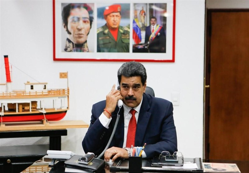Venezuelan Leader, Iran's President-Elect Discuss Joint Fight against Imperialism