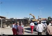 جزئیات واژگونی مرگبار اتوبوس حامل سربازان در استان یزد/ 5 سرباز جان باختند + تصاویر و فیلم