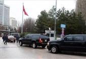 هیئتی از آمریکا برای رایزنی درباره فرودگاه کابل به ترکیه میرود