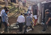 واکاوی علت واژگونی اتوبوس حامل سرباز معلمان در یزد / سرعت بالا و نقص فنی در ترمز اتوبوس علت حادثه بود