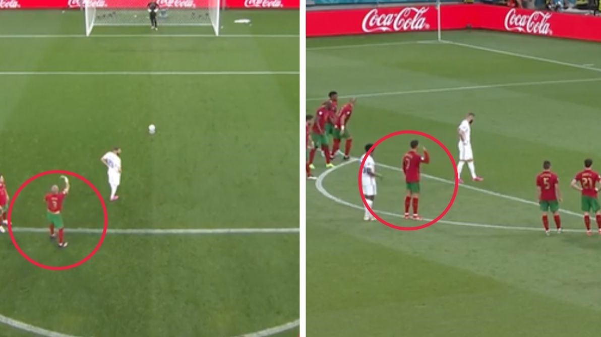 کریستیانو رونالدو , تیم ملی فوتبال پرتغال , یورو 2020 ,