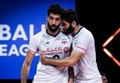 لیگ ملتهای والیبال| موسوی در بین بهترین مدافعان