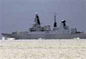 هشدار روسیه به اقدام ناوشکن انگلیسی: کشتیهای مهاجم را بمباران میکنیم