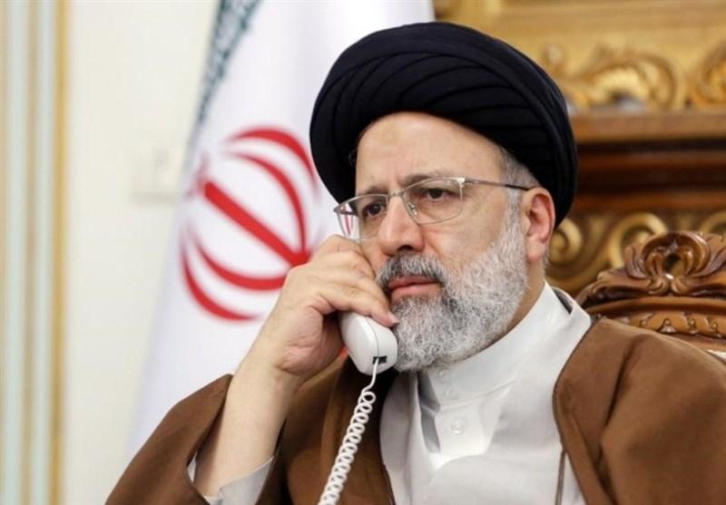 آیة الله رئیسی یتلقى اتصالا من سلطان عمان