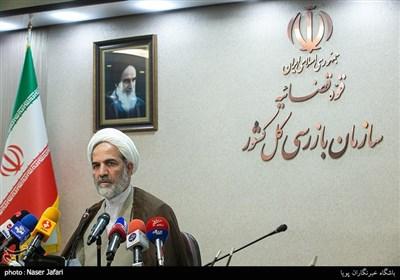 حجت الاسلام و المسلمین حسن درویشیان رئیس سازمان بازرسی کل کشور