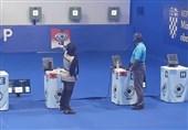 جام جهانی تیراندازی| تیم میکس تپانچه بادی ایران به مدال برنز رسید