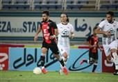 لیگ برتر فوتبال| پیروزی پدیده 10 نفره مقابل تراکتور